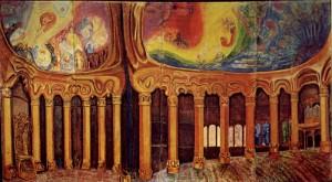 Interiér prvého Goetheana